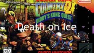 DKC2 - All Death Music