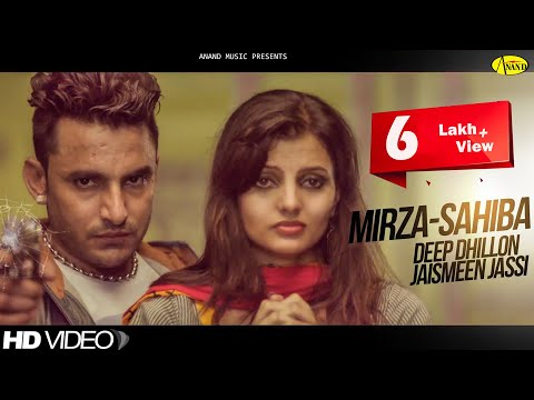Mirza-sahiba Deep Dhillon - Jaismeen Jassi || Official Video ||  2014 - Anand Music video