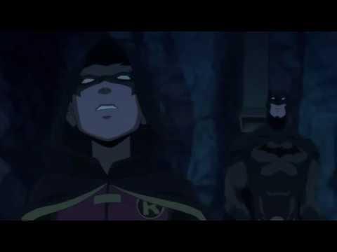 Бэтмен спасает Робина (Сын Бэтмана 2014)