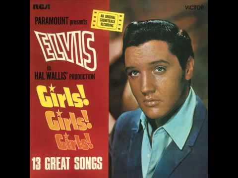Elvis Presley - Earth Boy