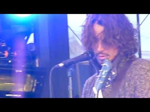Soundgarden Spoonman Live DC101 Chili Cook Off RFK Stadium Washington DC May 4 2013
