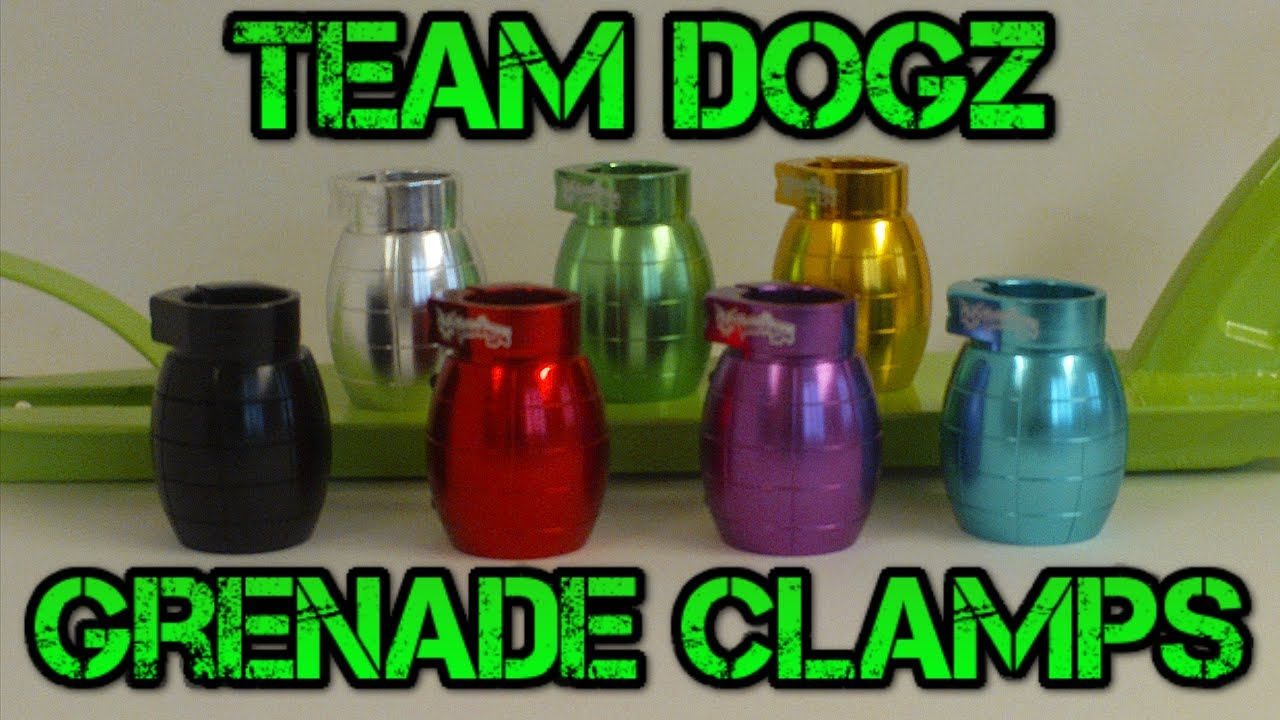 Scooter Teams Team Dogz Scooter Grenade