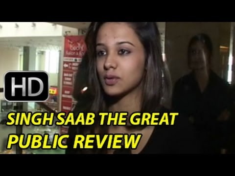 Public Review   Singh Sahab The Great picture