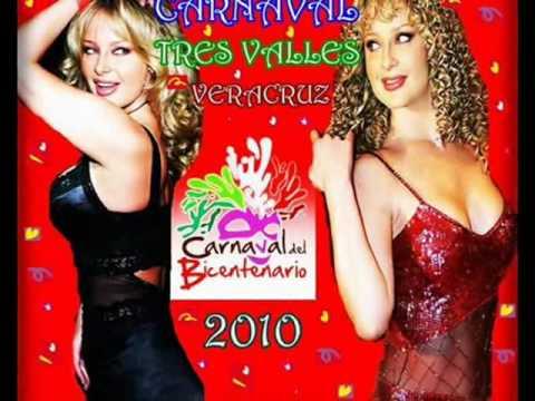 carnaval tres valles veracruz 2010