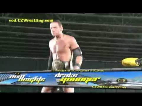 CZW: New Heights Flashback: Drake Younger vs. Sami Callihan (Ultraviolent Iron Man Match)