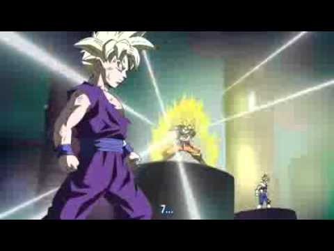Dragon ball AF - pelicula parte 2 [completo]
