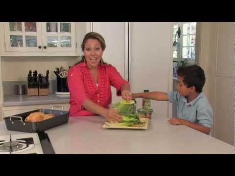 Cooking Tips for Moms : Fast & Healthy Dinner Ideas for Your Family