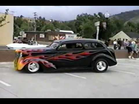 Golden Colorado car show 1999