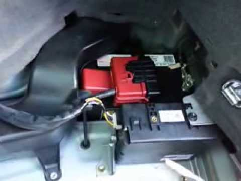 2 Minute Guide How To Replace A 12v Prius Battery Youtube