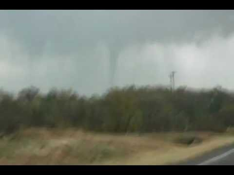 Southwest Oklahoma tornado, November 7, 2011