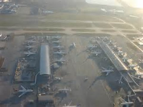 Networks fail at Heathrow ATC, Airspace closed