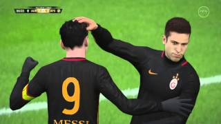 FIFA 16_ Messi Freekick