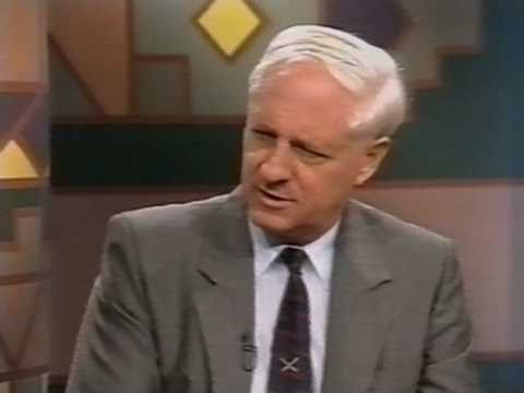 1994: Constand Viljoen talks with Bernie Shaw (CNN)