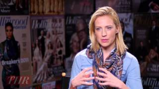 Beth Riesgraf on the Season Finale of 'Leverage'