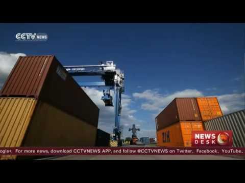 17333 economics go CCTV News China & Czech Republic reap benefits of rail service