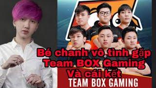 Tem của bé Chanh đôi đầu với box ming