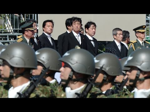 Conversation: Japan Reflects on Defense and Normalization