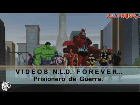 Los Vengadores - Los heroes mas poderosos del planeta Capitulo 37 (Audio Latino HD)