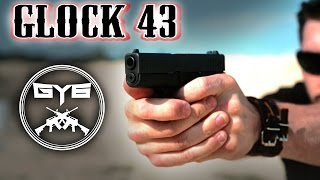 GLOCK 43--vs--GLOCK 42 |FULL REVIEW|