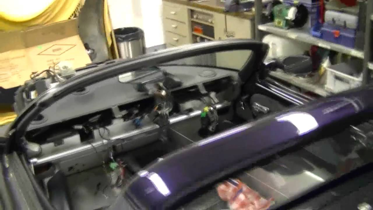 Rhd Lhd Conversion Lotus Elise Youtube