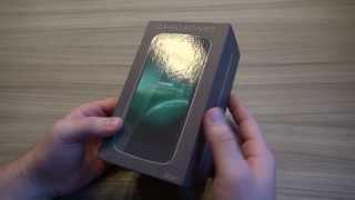 Краткий видео обзор смартфона  Lexand Antares