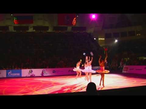 Гран при. Художественная гимнастика. Москва, Лужники, 02. 03. 2014
