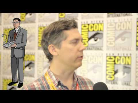 Archer : Season 4 interview with Chris Parnell