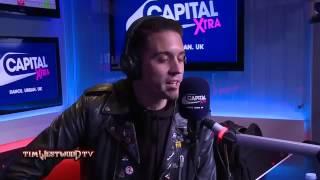 G-Eazy freestyle - Tim Westwood Tv