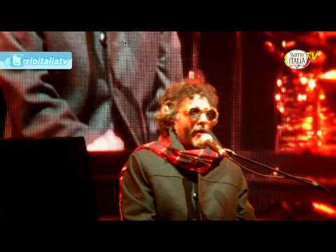 Chile, recital de Fito Paez y Los Tres en Maipu 2013