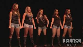 I. B-Dance gála