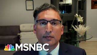 Neal Katyal: Donald Trump Is 'Fighting The American People' | The Last Word | MSNBC