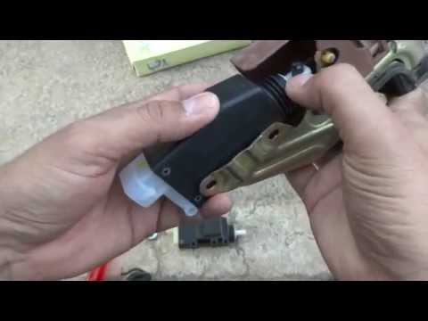 Car door electronic lock repair. GM door lock repair.