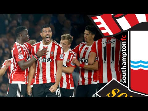 Every goal from Southampton's 2015/16 campaign