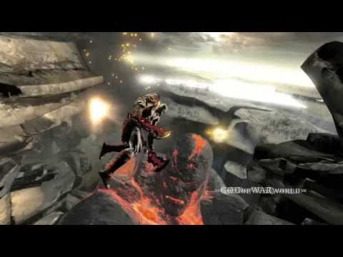 Darksiders VS God of War 3