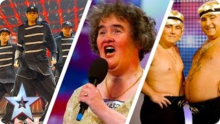 The Best Of Britain 39 S Got Talent 2009 Including Auditions Semi Final The Final