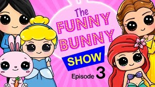 The Funny Bunny Show 3 | Disney Jokes for Kids