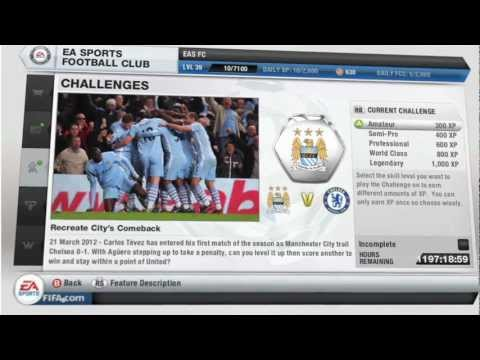 FIFA 13 | EA SPORTS Football Club Catalogue