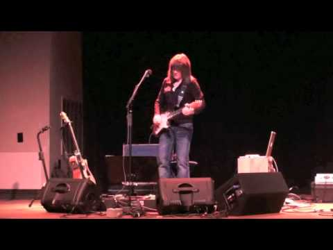 Kelly Richey Video Live @ The Redmoor - Hey Joe - Solo Rig, Avleton Live