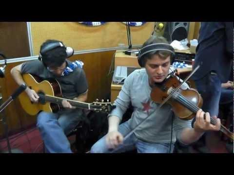 Balkan violin live on radio by Aletchko