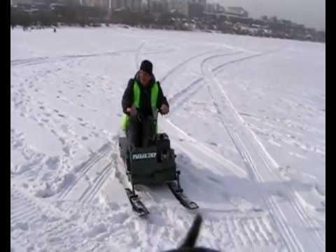 тех характеристики снегохода рыбак 2м