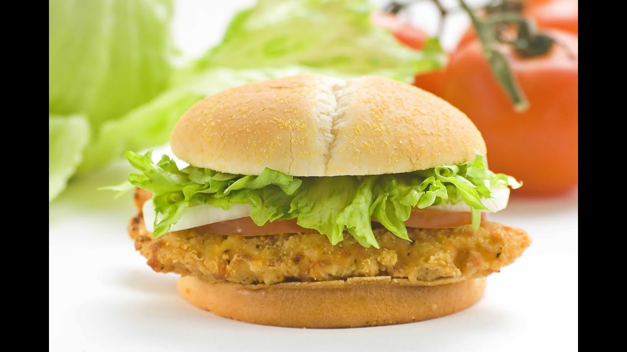 images of chicken burgers - photo #29