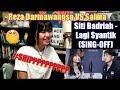 Lagu Siti Badriah - Lagi Syantik (SING-OFF) Reza Darmawangsa VS Salma (REACTION)