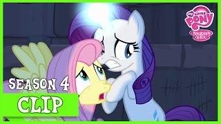 Inside the Castle of the Two Sisters (Castle Mane-ia) | MLP: FiM [HD]