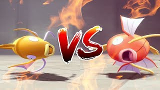 The Dumbest Battle In Pokémon Let's Go Pikachu / Eevee! (Magikarp Master Trainer)