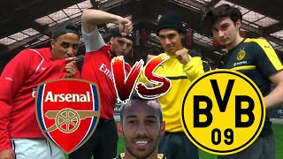DORTMUND vs ARSENAL | AUBAMEYANG TRANSFER😱😱😱 BROTATOS