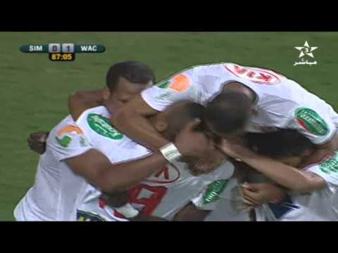 Wac 3 - Simba sport Tanzanie 0 CAF-Champions league 2011 http://wacmediatheque.skyrock.com.
