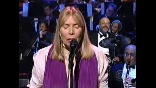 Joni Mitchell At Last Live In Studio 2000