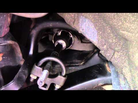 inner tie rod replacement and Outer tie rod replacement Prius