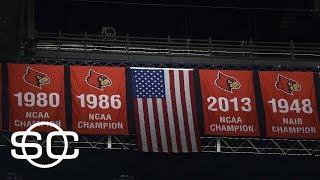 Louisville men's basketball must vacate 2013 title, NCAA rules | SportsCenter | ESPN