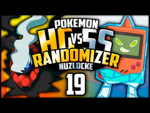 FARMING POKEMON - Pokemon Heart Gold & Soul Silver Randomizer Nuzlocke Versus w/ Patterrz - Part 19